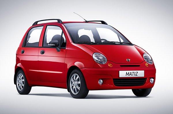 Xe ô tô có giá rẻ dưới 100 triệu